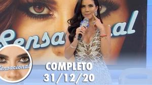 Sensacional: especial de ano novo com Amanda Françozo e Márcia Fernandes