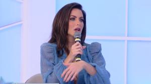 """Morte de pai fez Carla Prata abandonar """"Domingão do Faustão"""" """"Só chorava"""""""