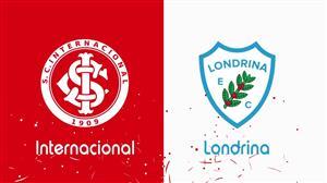 RedeTV! transmite Internacional X Londrina neste sábado (12)