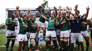 Rugby: assista ao 1º tempo de Brasil 67x5 Colômbia