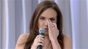 """Luiza Tomé se emociona ao lembrar de trauma familiar: """"Eu fujo do Natal"""""""