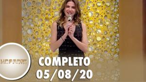 SuperPop: Linchamento virtual (05/08/20) | Completo