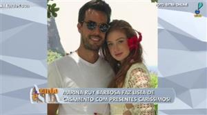 """Sonia Abrão sobre lista de casamento: """"Dá para comprar um apartamento"""""""