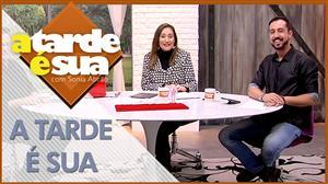 A Tarde é Sua (18/06/18) | Completo