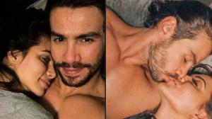 """Mariano e Carla Prata assumem namoro e Sonia Abrão diz: """"Mulher chata"""""""