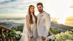 """Alok casa ao nascer do sol e Sonia Abrão se encanta: """"Achei demais"""""""