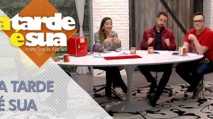 A Tarde é Sua (13/06/19) | Completo
