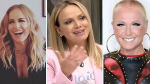 Eliana nega rivalidade e diz que tem grupo no WhatsApp com Xuxa e Angélica