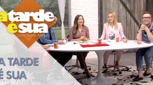 A Tarde é Sua (14/06/19) | Completo