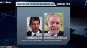 Candidatos à Presidência definem vices para as eleições de 2018