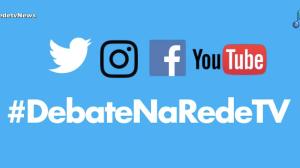 Debate na RedeTV! terá participação de internautas pelas redes sociais