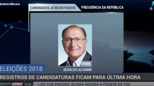 Registros de candidaturas de sete candidatos ficam para última hora