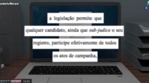 TSE nega pedido do PT para Lula participar do debate da RedeTV!