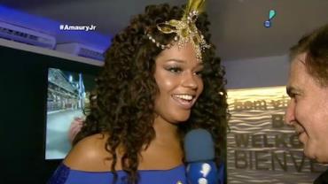 Juliana Alves sobre Playboy: 'tive uma primeira vez e foi �nica'