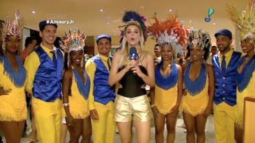 Unidos da Tijuca celebra 100 anos de samba em feijoada
