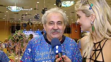 Ancelmo Gois opina sobre quem representa o Carnaval