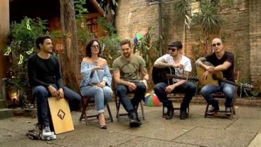 Faa Morena faz quiz sobre anos 80 e deixa Banda Eva em 'saia justa'