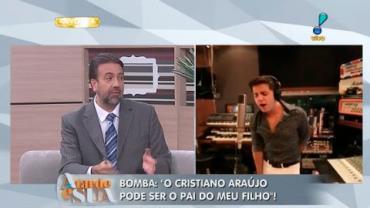 Filho de Cristiano Ara�jo tem tratamento psicol�gico ap�s morte do pai (4)