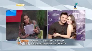 Advogada de Cris Ara�jo faz apelo sobre v�deos vazados do cantor morto (6)