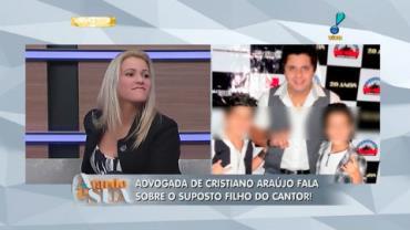 Advogada de Cristiano Ara�jo fala sobre suposto filho do cantor (8)