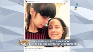 Silvia Abravanel mostra foto com sua filha especial: 'minha anjinha' (1)