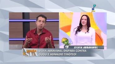 Silvia Abravanel deixar� programa infantil, diz Thiago Rocha (3)