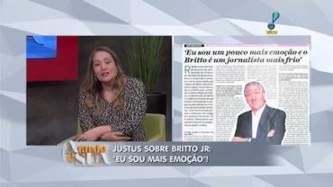 Roberto Justus sobre Britto Jr: 'eu sou mais emo��o' (5)