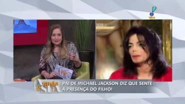 Sonia Abr�o diz que pai de Michael Jackson tem 'peso na consci�ncia' (4)