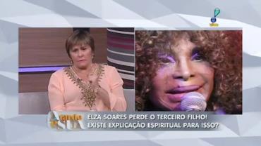 Sensitiva diz que morte do terceiro filho de Elza Soares � 'carma' (6)