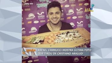 Rafael Vannucci mostra �ltima foto que tirou de Cristiano Ara�jo (8)