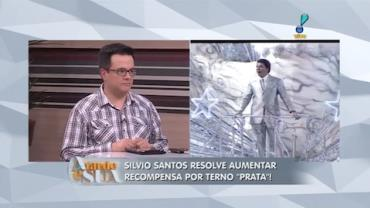 Silvio Santos aumenta recompensa por terno 'prata' (9)