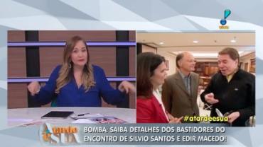 Silvio Santos defende o 'Tempo de Salom�o' (3)