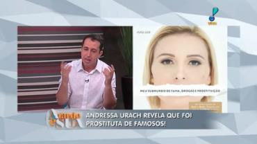 Andressa Urach impressiona com biografia pol�mica (8)