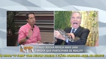 Thiago Rocha d� dicas de nova participante de reality (7)