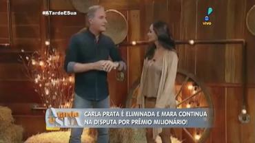 Sonia Abr�o: 'Justus teve que engolir o sapo' (1)