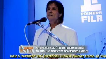 Globo s� teria autorizado SBT exibir homenagem a Roberto Carlos (5)