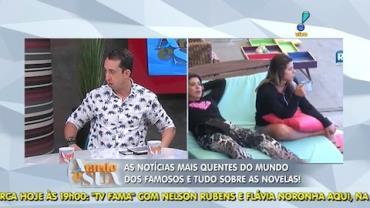 'Est� virando incontin�ncia' sobre xixi de Mara Maravilha (6)