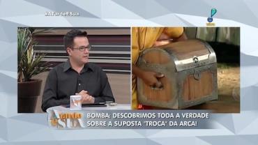 Sonia Abr�o: 'Mara Maravilha entregou o jogo' (1)