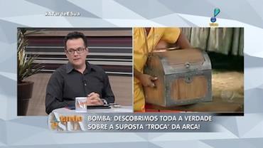 Fraude na Fazenda: Houve troca da arca? (2)