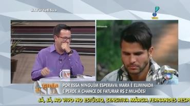 Vladimir Alves est� proibido de torcer para Minerato (3)