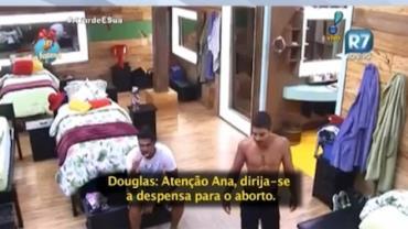 Bomba! Douglas sugere aborto a Ana Paula Minerato (8)