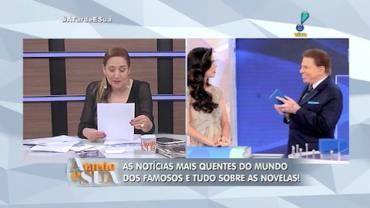 Silvio Santos: Assessoria nega queda do apresentador (5)