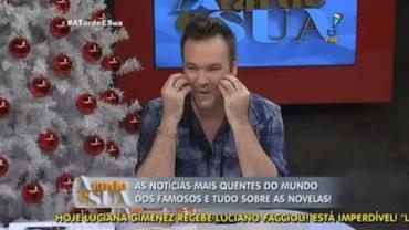 Felipeh Campos diz que Ivete Sangalo � a cara de Wesley Safad�o (7)