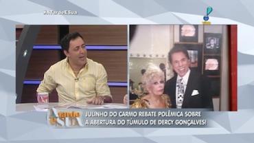 Assista ao apelo de Dercy Gon�alves a Silvio Santos (6)