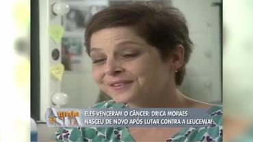'Voc� acha que est� sendo enterrada', diz Drica Moraes sobre c�ncer (2)