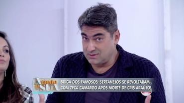 Zeca Camargo pede desculpas por deslize 'sertanejo' (3)
