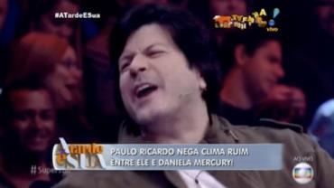 Paulo Ricardo nega