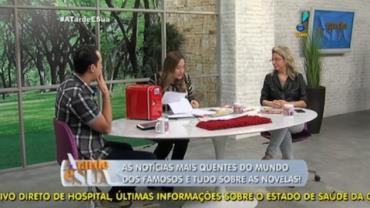 Luciana Gimenez fala de esquema de seguran�a ap�s caso com Ana Hickmann (2)