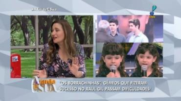 Sonia para Raul Gil: