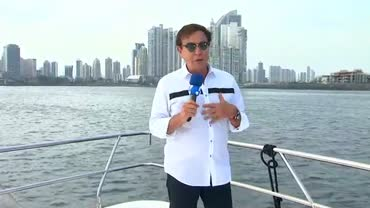 Amaury Jr. exibe s�rie de reportagens no Panam�